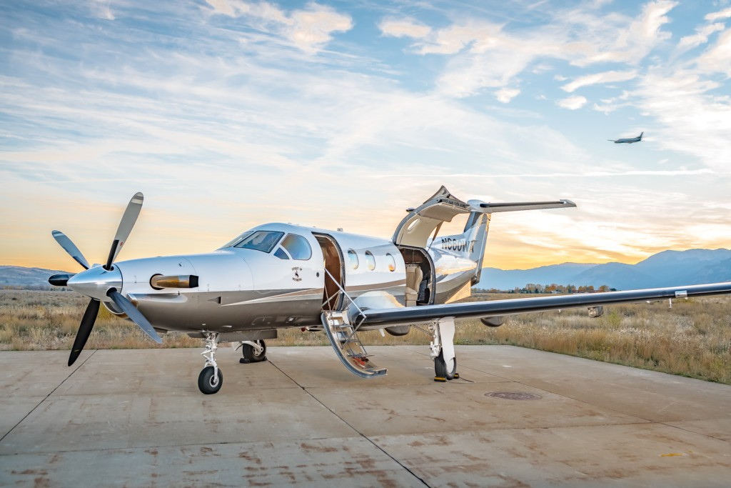 PC12 aircraft for sale