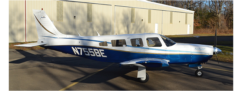 Piper Saratoga SP full
