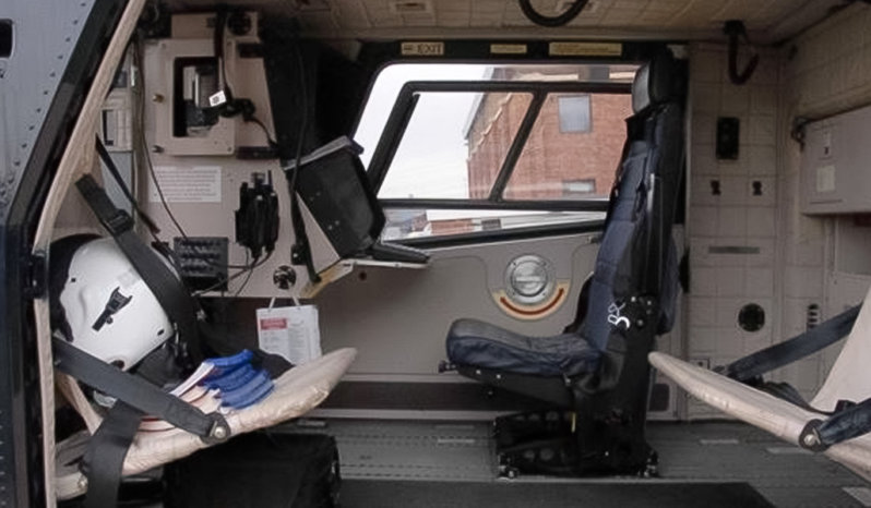 2000 Utility Police Equipped MD 902 full