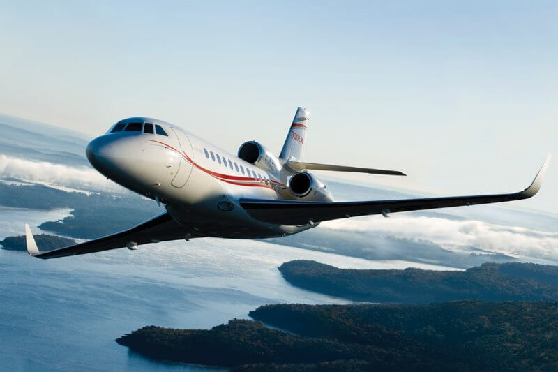 buy a new or used Dassault Falcon 900 aircraft