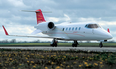 buy a Learjet 60 business jet