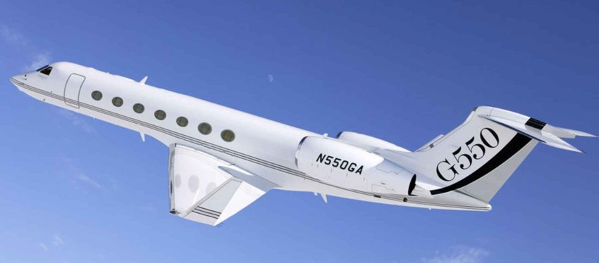 search and buy a G550 aircraft advertised for sale