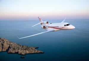 search and buy a Falcon 7x aircraft