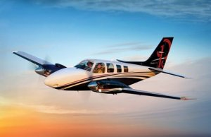 buy a twin piston aircraft