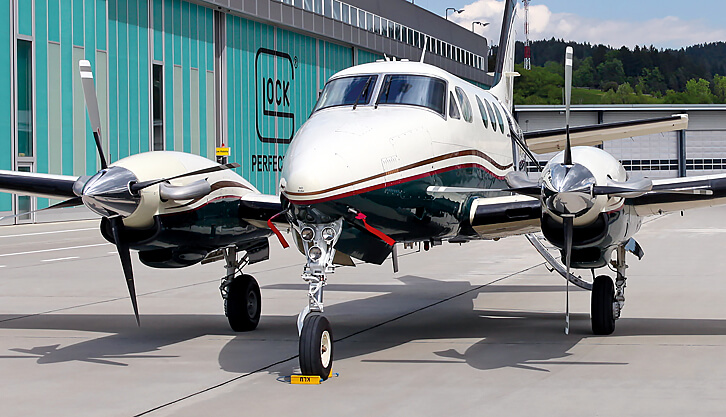 King Air E90 SN LW-329 For Sale
