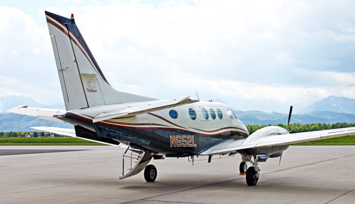 King Air E90 full
