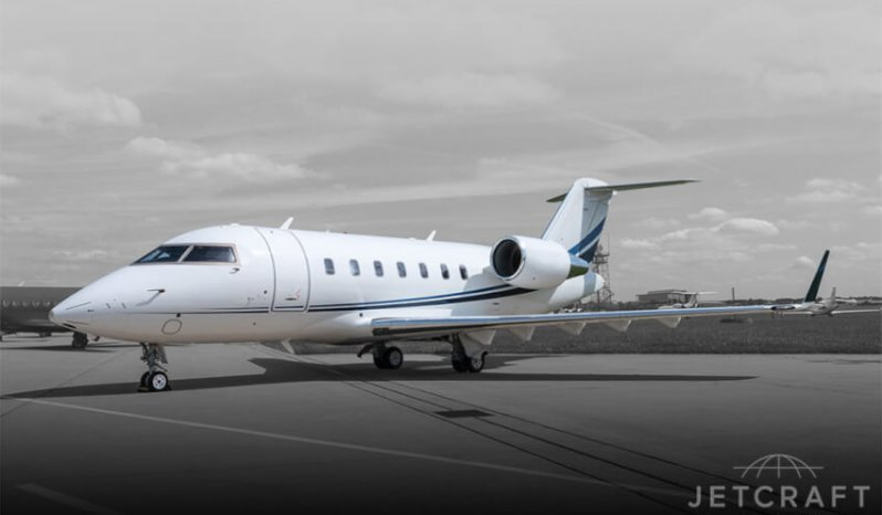 Challenger 605 aircraft for sale SN-5851