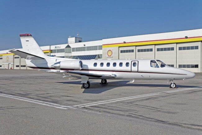 Cessna Citation Ultra full