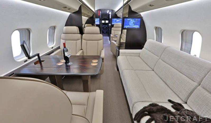 Bombardier Global Express full