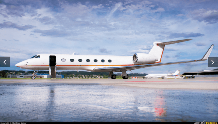 Gulfstream G550 For Sale SN5402