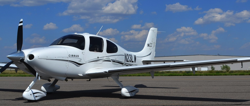 Cirrus SR22 For Sale N23LW