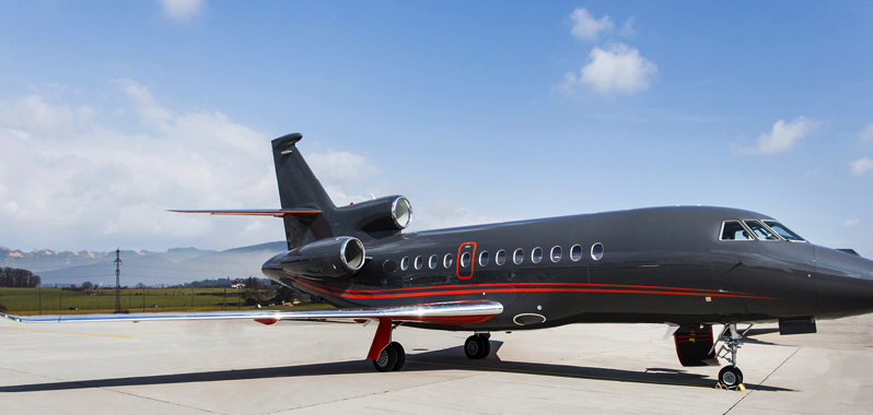 Falcon 900LX For Sale SN 298