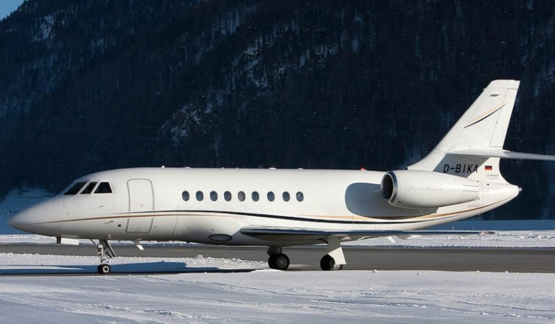 Dassault Falcon 2000 for sale germany