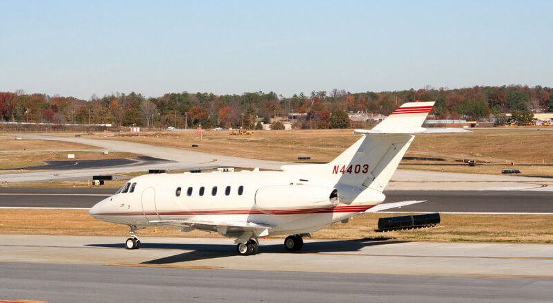 Hawker 800XP full