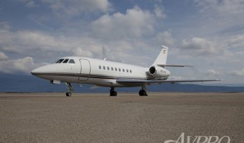 Falcon 2000 business jet for sale
