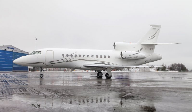 Falcon 900EXy For Sale SN 220
