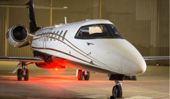 Learjet 45XR full