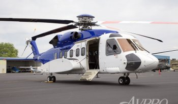 Sikorsky S92A Helicopter For Sale SN 920155