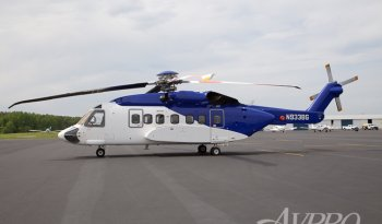 Sikorsky S92A full