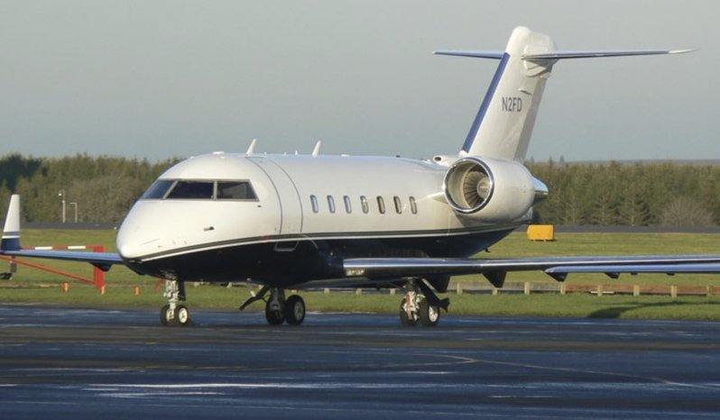 Bombardier Challenger 604 for sale