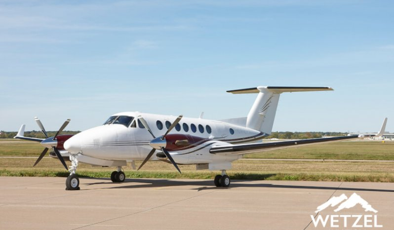 King Air 350 for sale SN FL-273
