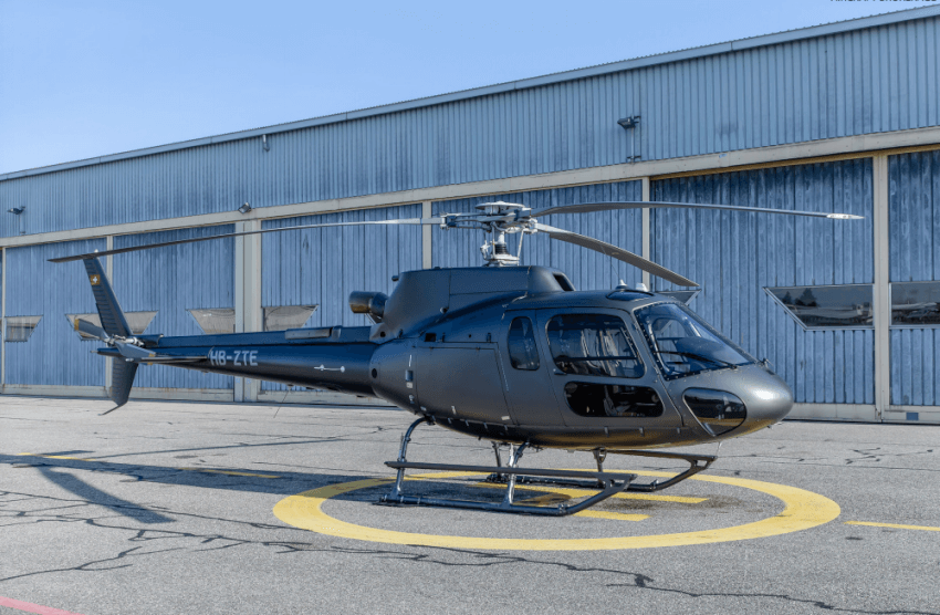 Airbus Helicopter H125 For Sale | AeroClassifieds com