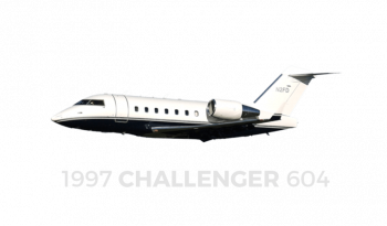 Challenger 604 aircraft for sale