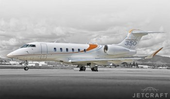Used Bombardier 350 aircraft