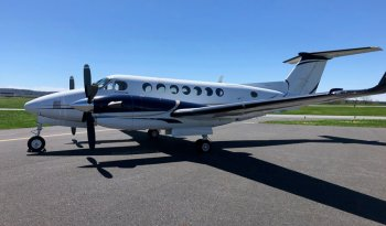 Pre owned King Air 350