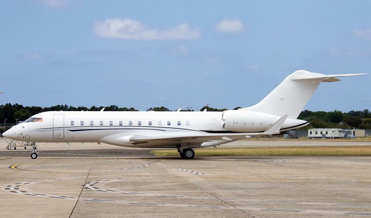 Bombardier Global 6000 for sale